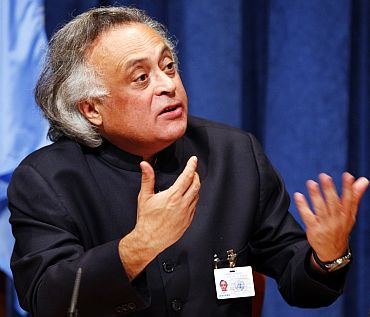 Rural Development Minister Jairam Ramesh assigned the task of drafting the Bill
