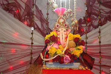 From Matunga to Seattle: Readers' PIX of Ganeshotsav