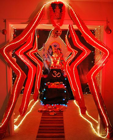 Cuttack to California: Readers' PIX of Lord Ganesh