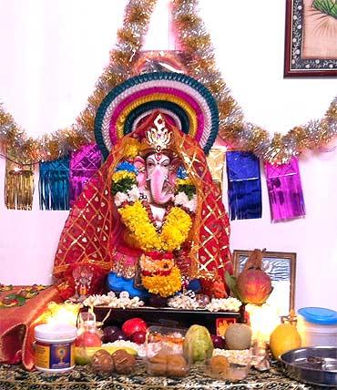 From Goa to UK: Readers' PIX of Ganpati