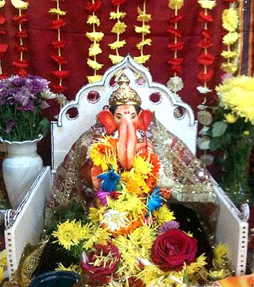From Goa to UK: Readers' PIX of Ganpati