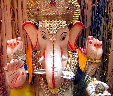 From Hyderabad to Hong Kong: Readers' PIX of Ganpati