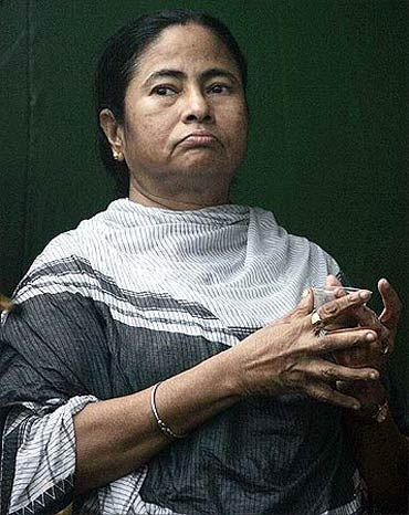 West Bengal CM Mamata Banerjee