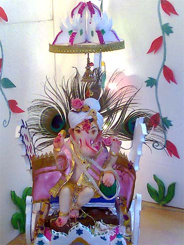 From Gujarat to Australia: Readers' PIX of Ganpati