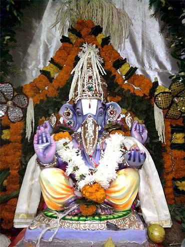 From Mumbai to USA: Readers' PIX of Ganpati