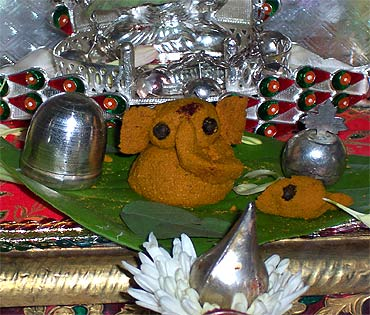 From Kalyan to Kansas: Readers' PIX of Ganpati