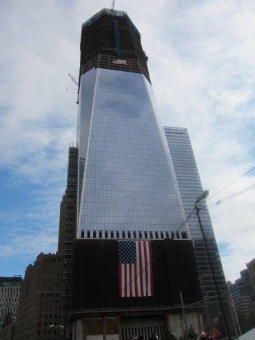1WTC under construction