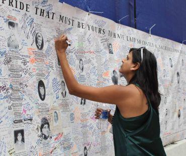 Tenth anniversary of the World Trade Centre attack