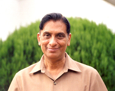 R K Raghavan, former director of the Central Bureau of Investigation