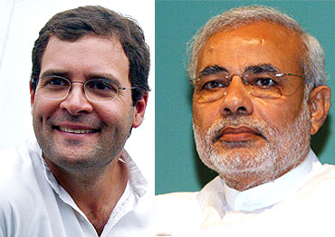 In India, it may be Rahul vs Modi in 2014: US Cong report