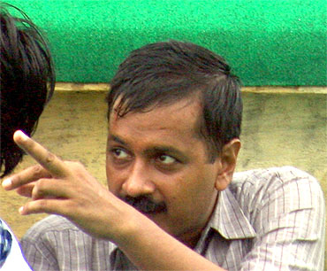Arvind Kejriwal