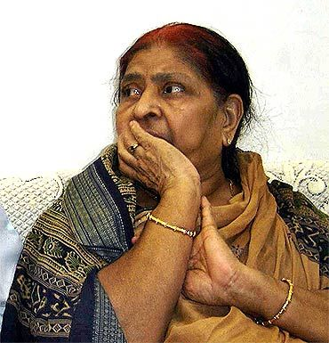 Zakia Jaaferey, widow of ex-Congress MP Ahesan Jafri who was killed in 2002 Gujarat riots