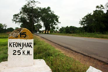 Naxalism hit Odisha's Keonjhar district five years ago