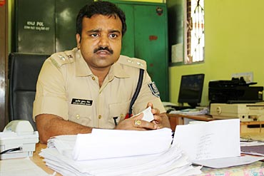 Keonjhar Superintendent of Police Ashish Singh is upbeat about the growing number of returning rebels