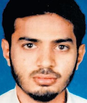 File photo of 'IM founder' Riyaz Bhatkal