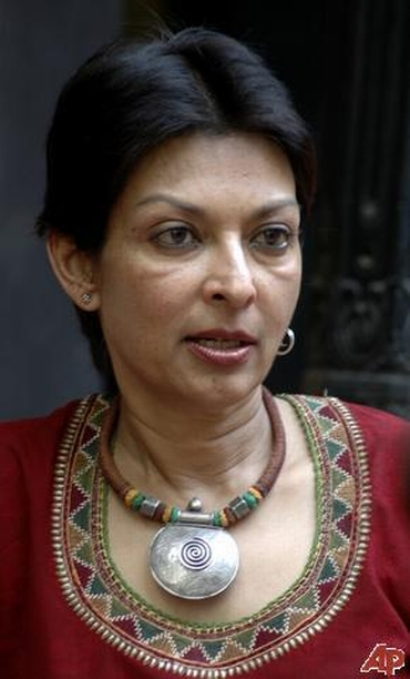 Mallika Sarabhai was among those detained