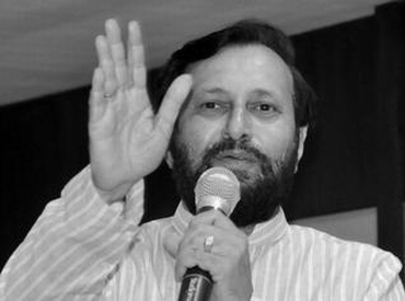 BJP spokesperson Prakash Javadekar