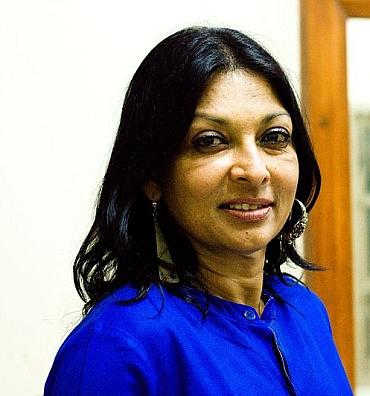 Dancer-activist Mallika Sarabhai