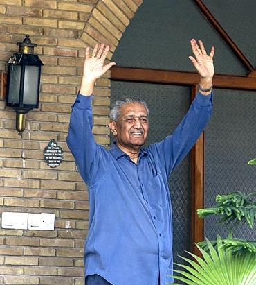 Nuclear scientist Abdul Qadeer Khan