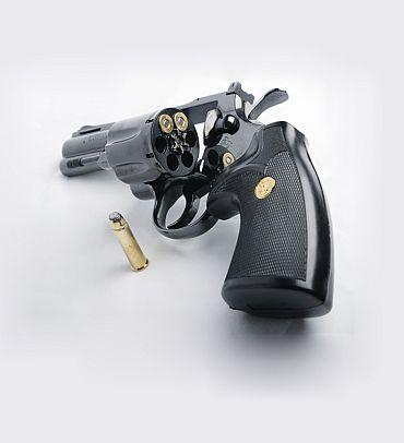 PHOTOS: Guns that our politicans carry