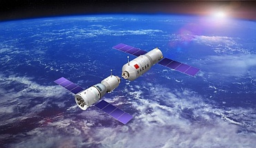 In PICS: China's AMAZING space lab of the future