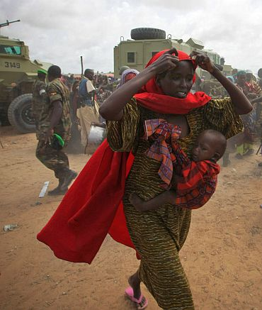 In PHOTOS: Tragedy in the Horn of Africa