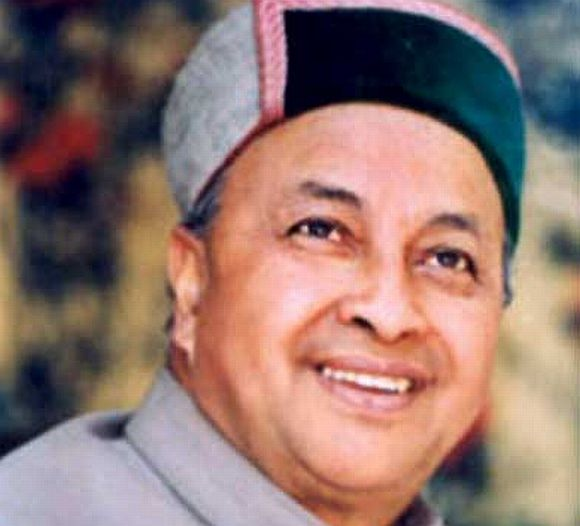 File image of Union minister Virbhadra Singh