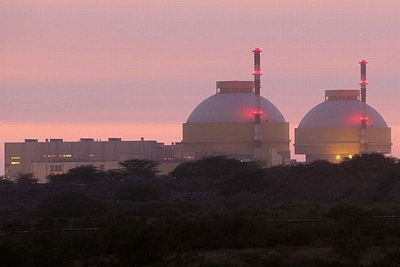 'To meet its energy needs, India has to go for nuclear energy'