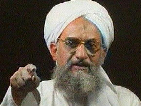 Al Qaeda chief Ayman al-Zawahiri