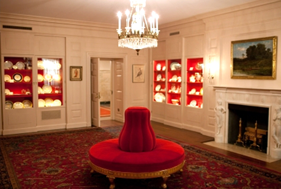The China Room of the White House