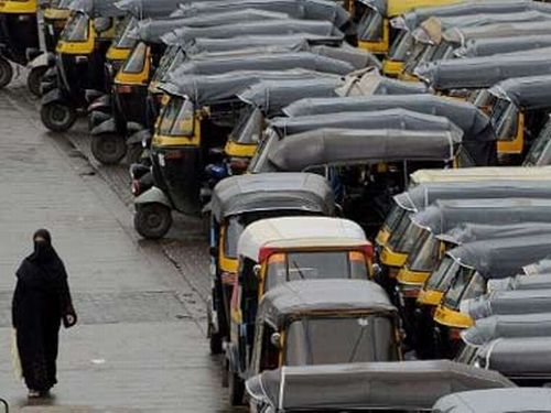 Strike Alert: Autorickshaws to go off roads in Mumbai