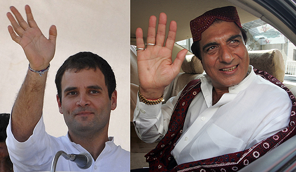 Will Raj Babbar come to Rahul Gandhi's rescue?