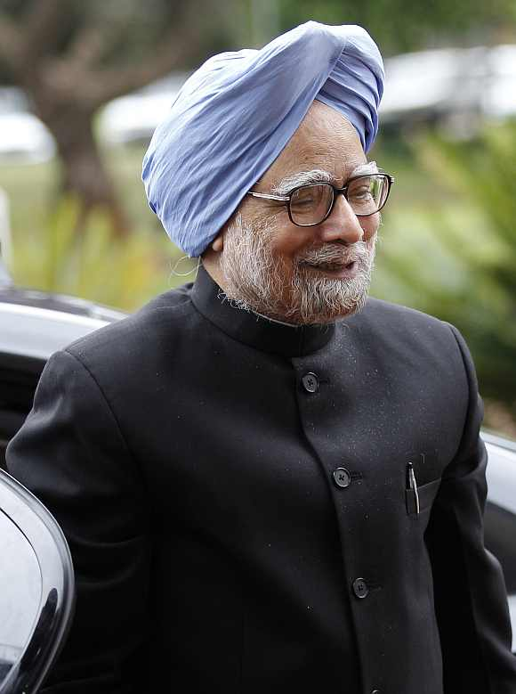 Prime Minister Manmohan Singh has often been dubbed as a 'weak' PM by the Opposition
