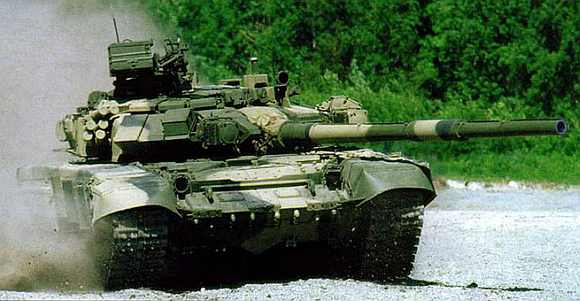T90S Main Battle Tanks