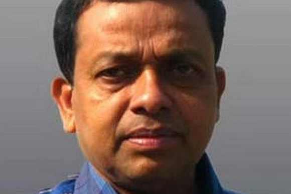 Jadavpur University professor Ambikesh Mohapatra