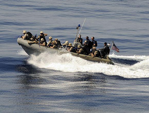 Wargames in the Indian Ocean