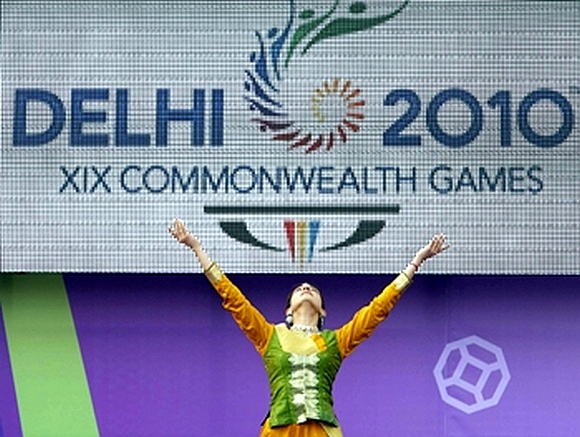 Dixit is beleaguered by the Commonwealth Games scam, Shunglu report, prices and so on