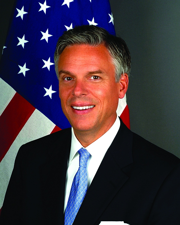 Republican Jon M Huntsman