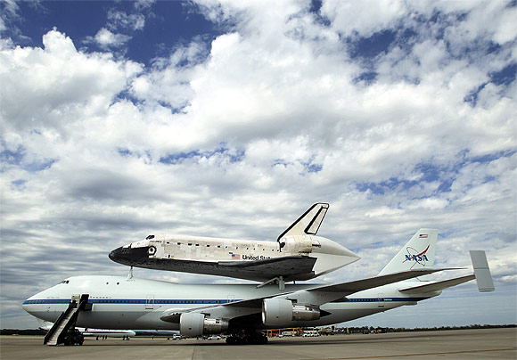 Final Voyage of Space Shuttle Discovery