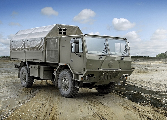 A Tatra truck. Image for representation only
