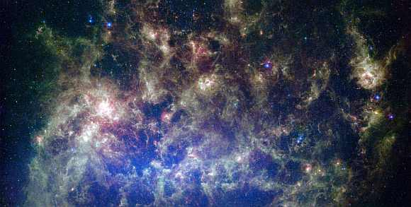 What's old is new in the Large Magellanic Cloud