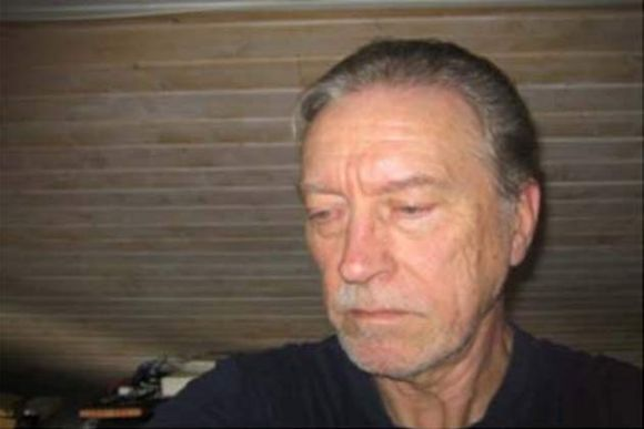 File picture of former Swedish police chief Sten Lindstrom