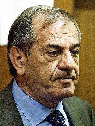 Italian businessman Ottavio Quattrocchi