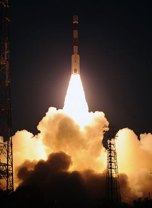 India launches new satellite RISAT-1