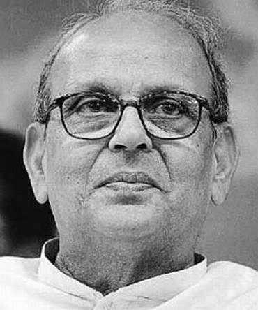 Former PM V P Singh