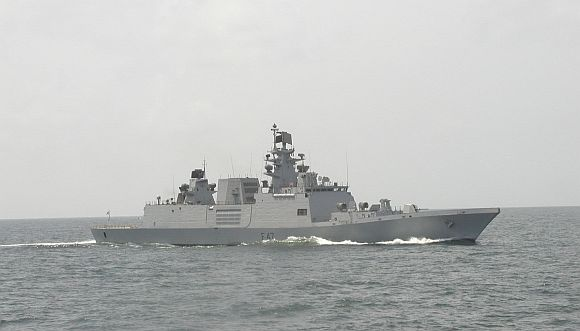 INS Teg joins Indian Navy today