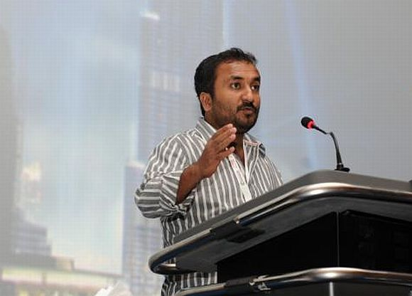 'Super 30' founder Anand Kumar