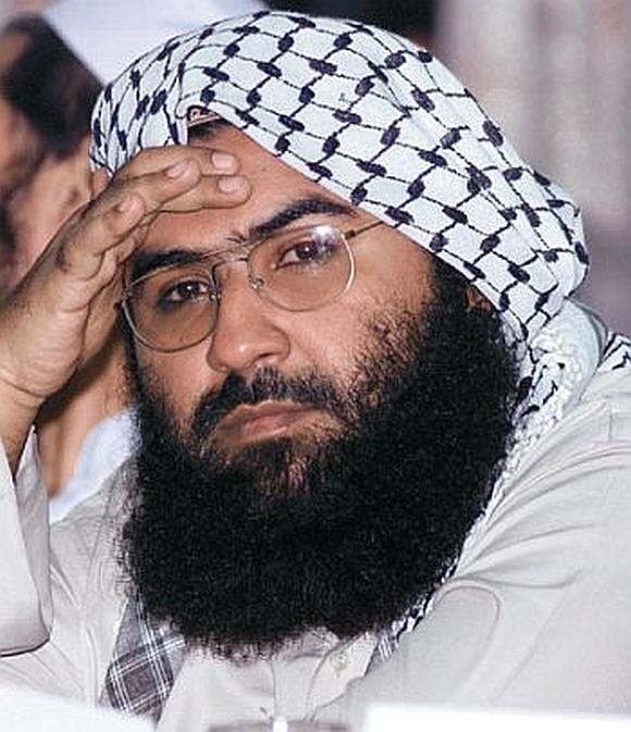 Jaish-e-Mohammed founder Masood Azhar