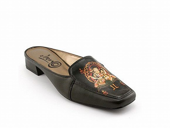 Buddha on shoes sparks an outrage