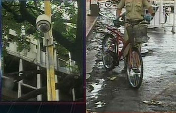 Hazy CCTV visuals slow down Pune blasts probe